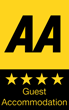 AA four star guest accommodation